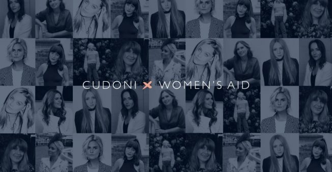 Fashion's biggest names sell their wardrobe with Cudoni to raise money Women's Aid.