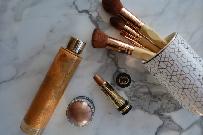 Skincare, make up and a golden glow for the last days of summer