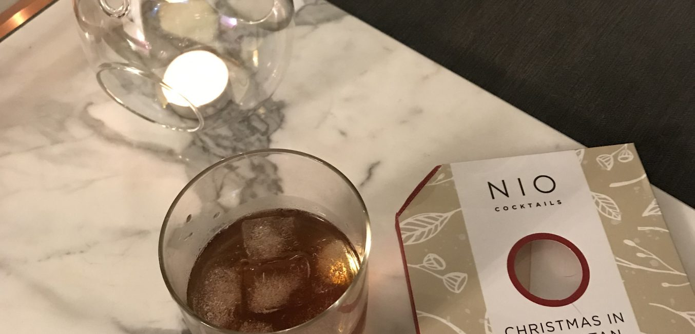 Nio Cocktails... when staying in is the new going out