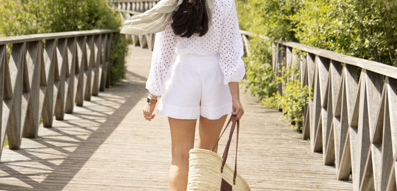 Summer streamlining and THE most perfect pair of shorts!