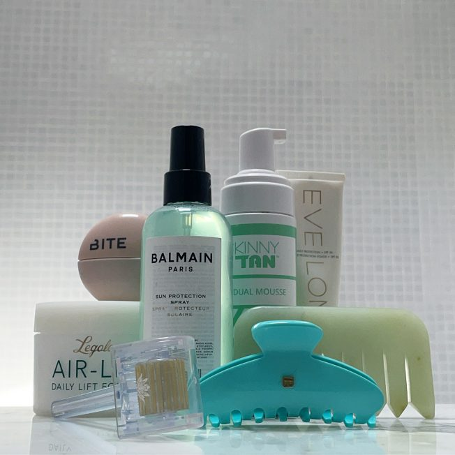 Summer skincare and SPF....